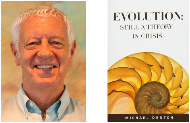 8. Michael Denton: «Evolution: Still a Theory in Crisis» (2016)